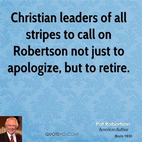Quotes About Christian Leadership