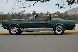 Fully Restored, 1968 Shelby Mustang GT350 Convertible | Auto Restorationice