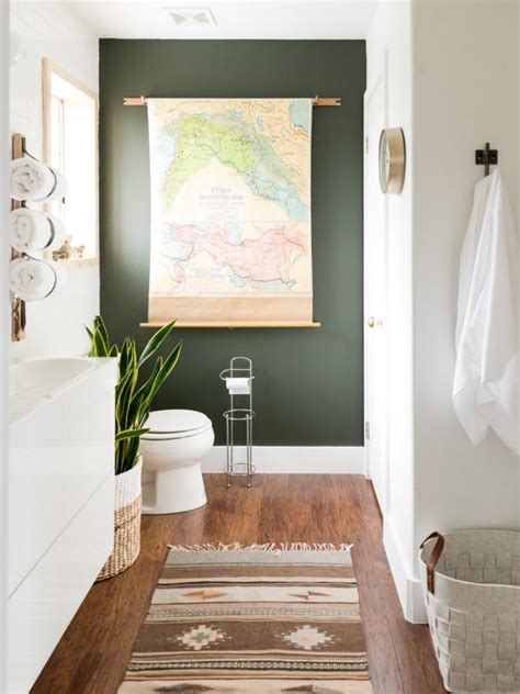 Bathroom Colors And Designs by 20 Trendy Bathroom Color Palettes One Thing Three Ways