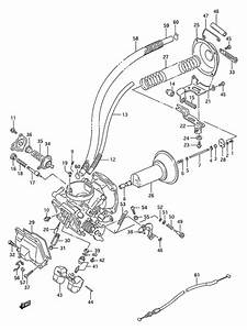 33 Suzuki Intruder 1400 Carburetor Diagram