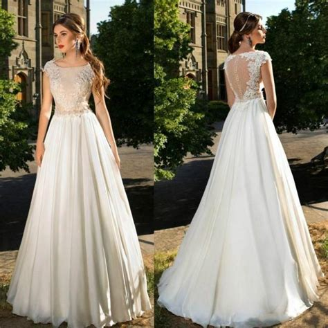 new arrival garden 2016 wedding dresses sheer garden