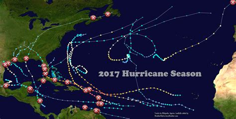 Good Riddance To Atlantic Hurricane Season 2017