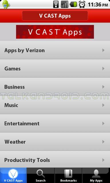 verizon  cast app store     apk