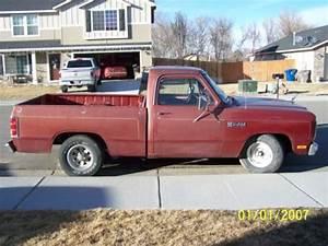 Buy Used 1985 Dodge D150 Base Standard Cab Pickup 2