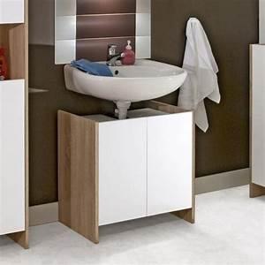 mobiliers de salle de bain comparez les prix pour With meuble sous vasque design 9 page introuvable