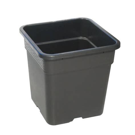 pot carr 233 25l pro pot plastique growshop terre hydro culture
