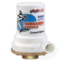 Boat Capacity Rules by Rule Tournament Series Livewell Baitwell Pumps
