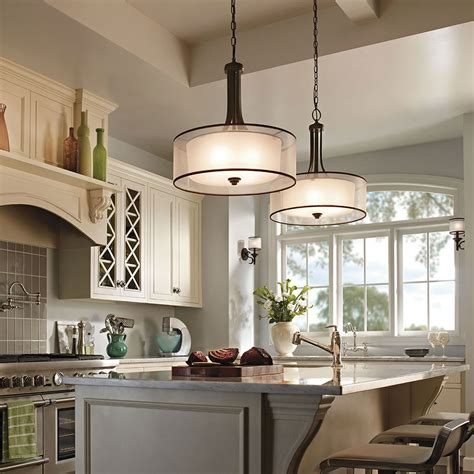lighting in the kitchen ideas kitchen lighting gallery from kichler
