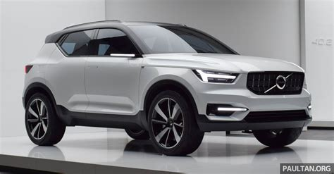 Gallery Volvo 401 Concept Previews All New Xc40