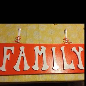 wooden letters on canvas wooden letters pinterest With wooden letters on canvas