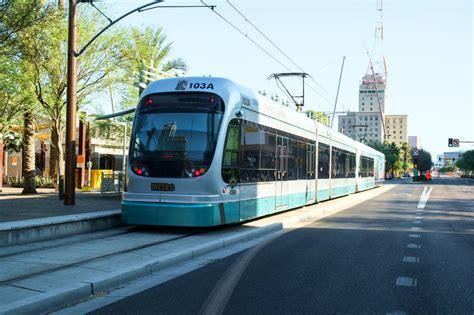phx light rail valley metro light rail org