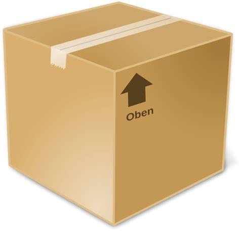 Box Clip Closed Box Clipart