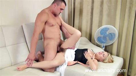 Dominica Phoenix Gets Her Hairy Slot Slammed 4tube