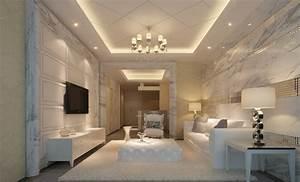 Black marble tv wall design for living room download d