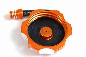 Cnc Billet Gas Fuel Cap Ktm 50 65 80 125 200 250 300 360 380 2000