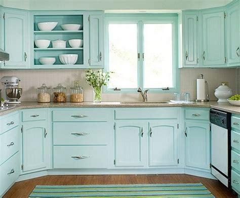 turquoise painted kitchen cabinets мятный цвет в интерьере идеи применения фото дом мечты 6400