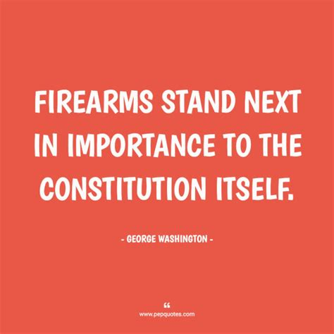 It appears there is some question on the authenticity of this particular quote. George Washington Quotes Second Amendment / A Free People Ought Not Only To Be Armed But ...