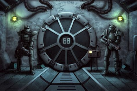 tile bong da hom nay 11 vault 13 the vault fallout vault 66 by