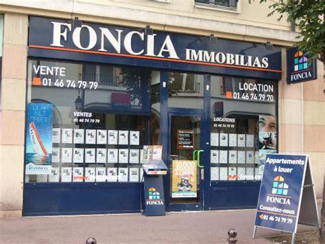 foncia si鑒e social immo sup foncia n 176 5 au classement licences immobilier