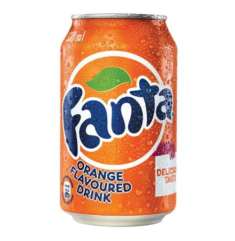 FANTA Soft Drink Can Orange   Makro Online