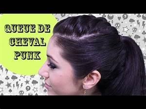 Coiffure Queue De Cheval : tutoriel coiffure queue de cheval punk tout sur les ~ Melissatoandfro.com Idées de Décoration