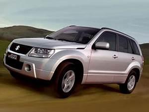 Suzuki Grand Vitara Avis : nouvelle action technique sur le suzuki grand vitara ~ Gottalentnigeria.com Avis de Voitures