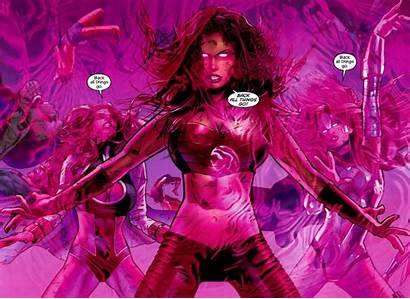 Witch Scarlet Wanda Maximoff Wallpapers Avengers Comic