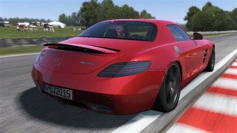 The srs light came on and scanned it. IGCD.net: Mercedes-Benz SLS AMG in Project CARS