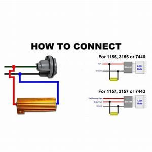 Eagle Lights Load Resistors For 8748 Series Led Turn