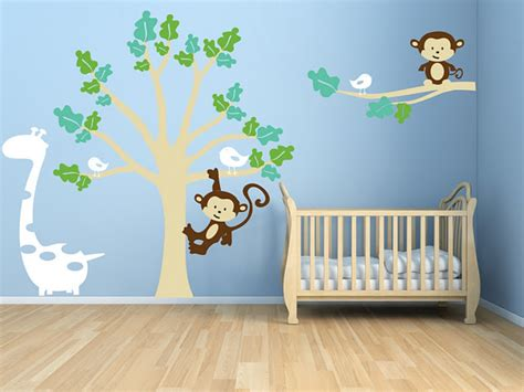 modern bedroom colour schemes baby baby room wall decor
