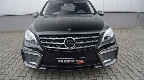 2013 Brabus Mercedes-benz Ml 63 Amg