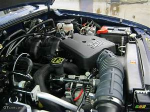 2008 Ford Ranger Xl Supercab 4x4 4 0 Liter Sohc 12