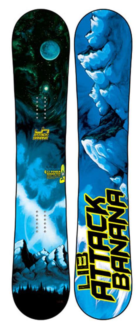 Lib Tech Banana Boat Snowboard Bag by Craig S Lib Tech Attack Banana And Flow M11