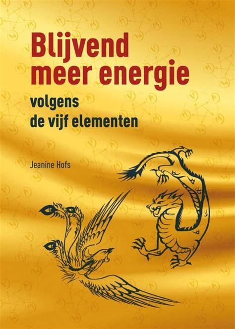 energietip  voldoende beweging nieuws  boeken
