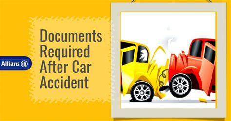 We do offer several different types of insurance plans to protect you in the event of an accident. #car accident documents required - Allianz