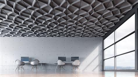 voronoi ceiling tile turf