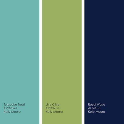 navy green turquoise colorscheme sarasota colors room
