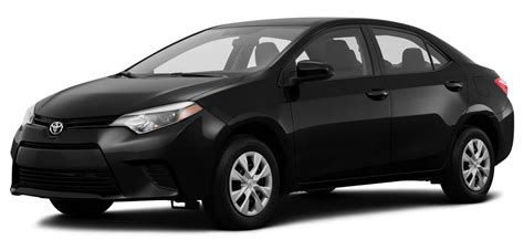 2016 Toyota Corolla Reviews, Images, And Specs
