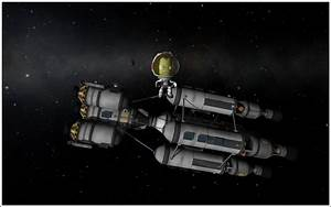 Professor Pfefferfresser: Kerbal Space Program: Gilly Landing