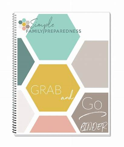 Binder Grab Pages Simplefamilypreparedness Able Fill Camping