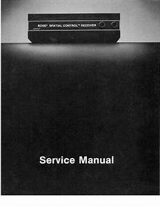 Bose Sounddock Service Manual Download  Schematics  Eeprom
