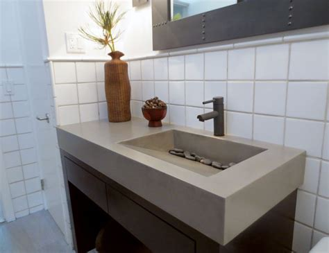 custom kitchen sinks 43 best images about custom concrete bathroom sinks 3065