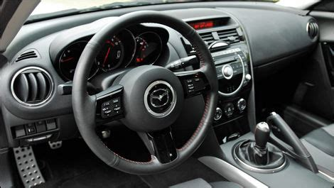 automotive service manuals 2009 mazda rx 8 instrument cluster 2009 mazda rx 8 r3 review editor s review car reviews auto123