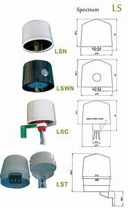 Wiring Diagram For Day Night Switch  Controles Autom U00e1ticos