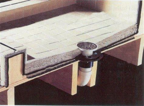 Bodenablauf Dusche Einbauen by Shower Drain Installation Diagram Shower Stall Bathroom
