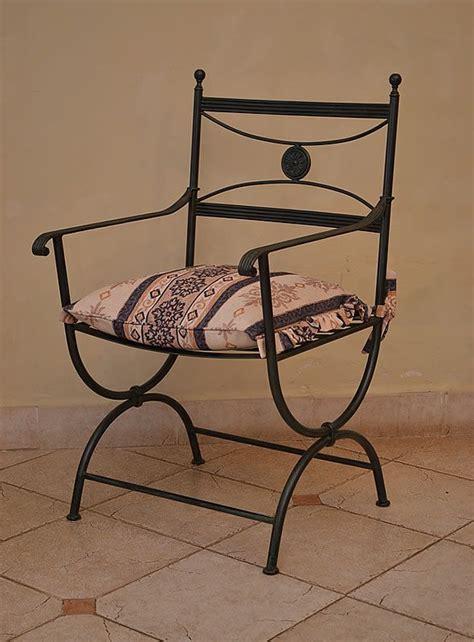 sillas hierro  barro salta herreria sillas de hierro