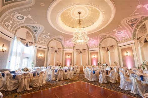 Indoor Edmonton Wedding Reception Venues