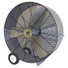 industrial fans direct com fans blower fans tpi pb36d 36 inch portable blower fan