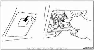 Nissan Altima 2001-2006 Fuse Diagram