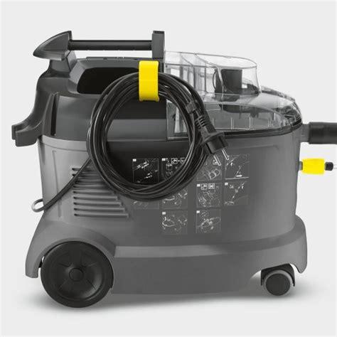 kärcher puzzi 100 karcher puzzi 8 1 c compact carpet upholstery cleaner 1 100 222 0 spot valet ebay